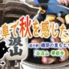 【岐阜県・斐川町】柿と栗を買いに行ってきました「道の駅 織部の里もとす」「谷汲山